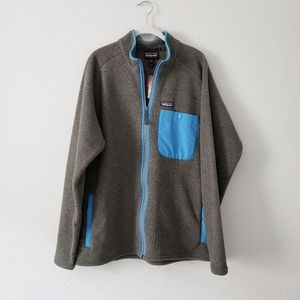 PATAGONIA Men's Karstens Zip Up Jacket